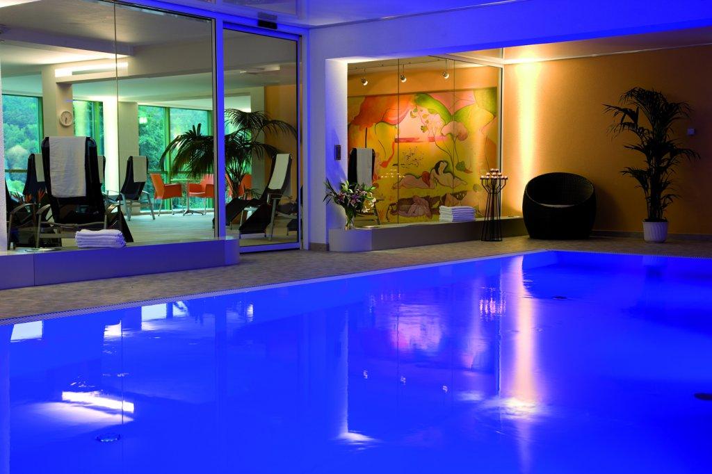 Wellnessurlaub mit Spa in der Pfalz - Wellnesshotel Pfalzblick