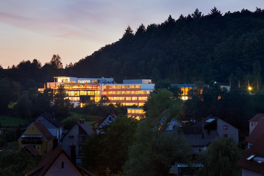 4 Sterne Wellnesshotel Pfalzblick in der Pfalz - Hotel ...