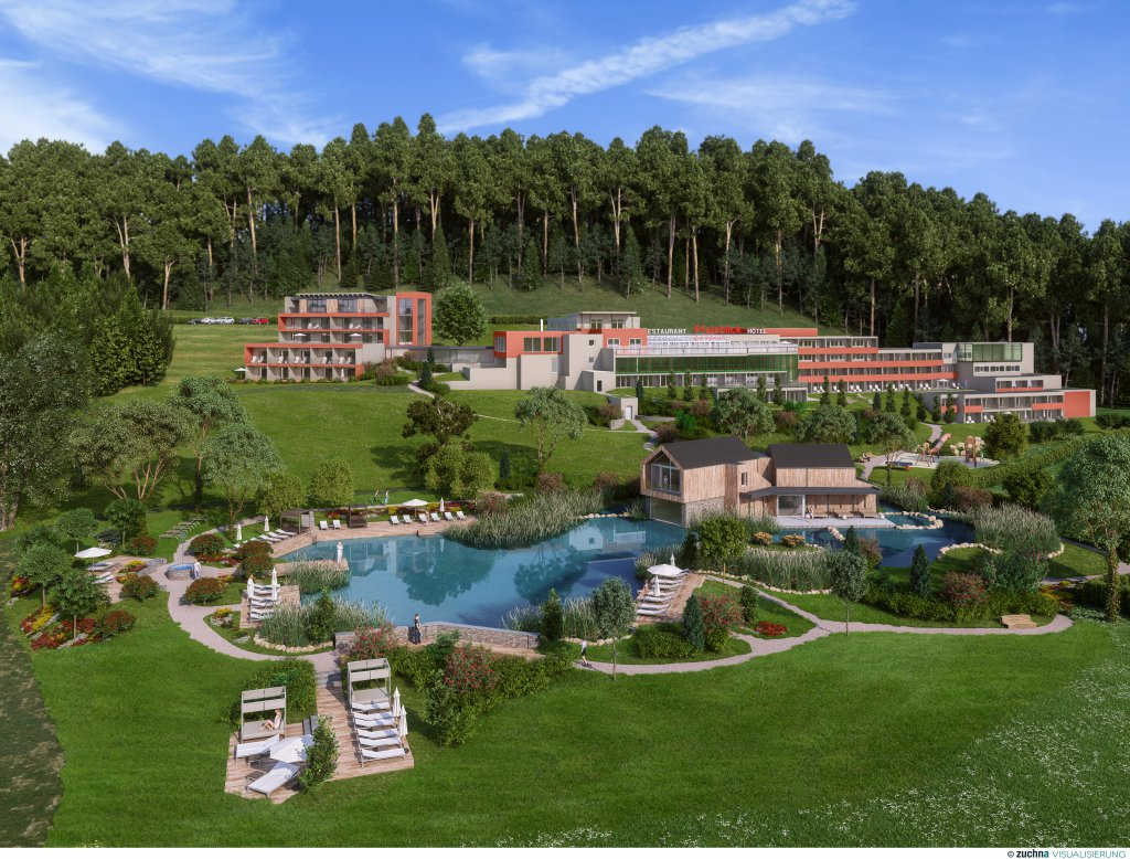 "Das ""neue"" Pfalzblick Wald Spa Resort - PFALZBLICK WALD ..."